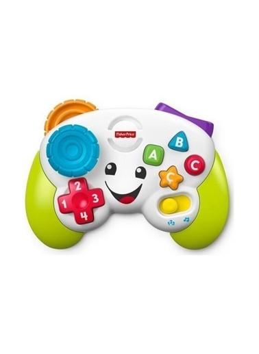 Fisher Price Fisher-Price Eğlen & Öğren Eğitici Oyun Kumandası (Türkçe) Joystick FWG23 Renkli